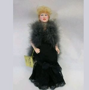 Vintage Mae West Come up and See Me Doll